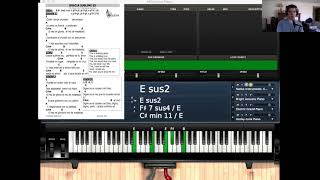 Piano Lesson: Gracia  Sublime Levels 1-4