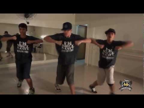 M. Soul Dance - Coreografia: Tedashii - Get Up / Lecrae - Clear The Air