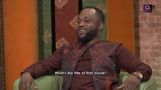DAMOLA OLATUNJI on Gbajumo TV