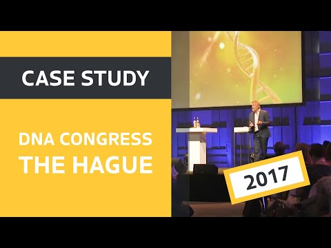 Case study: DNA Congress 2017 in The Hague