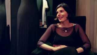 Entrevista, 080 Barcelona Fashion, 10/07/2013, Natalie Capell Thumbnail