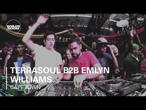 Terrasoul b2b Emlyn Williams Cape Town DJ Set
