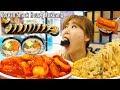 까니짱 야외먹방|한국민속촌 근처 얌샘김밥 보라점에서 간단히 분식 먹고 왔어용 (^^*)