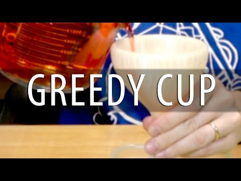 PYTHAGORUS WAS A JERK? - 3D Printing the Pythagorean Cup (Greedy Cup)