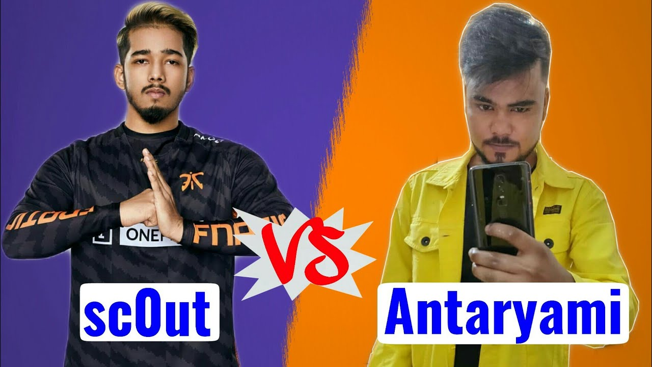 @Antaryami Gaming vs @sc0ut & @420 Gaming !! OP Fight | #Streamersfight