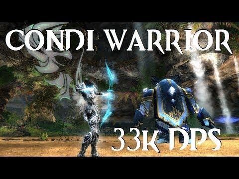 Warrior Benchmark - 33k DPS : Guildwars2