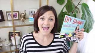 DIY, Dammit!: A Hilarious New DIY Crafting Book By Joselyn Hughes