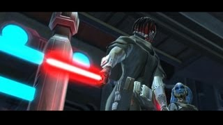 Ch 1 Part 3, Balmorra, The Grey Sith Warrior [Lawful Neutral] SWTOR