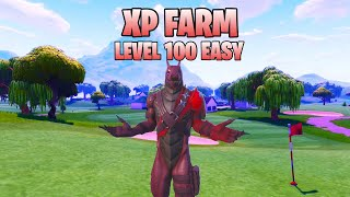 Fortnite - XP *GLITCH* - How To Get Level 100!
