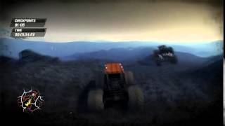 FUEL   PC Gameplay   Monster Truck Race #2 HD 720p