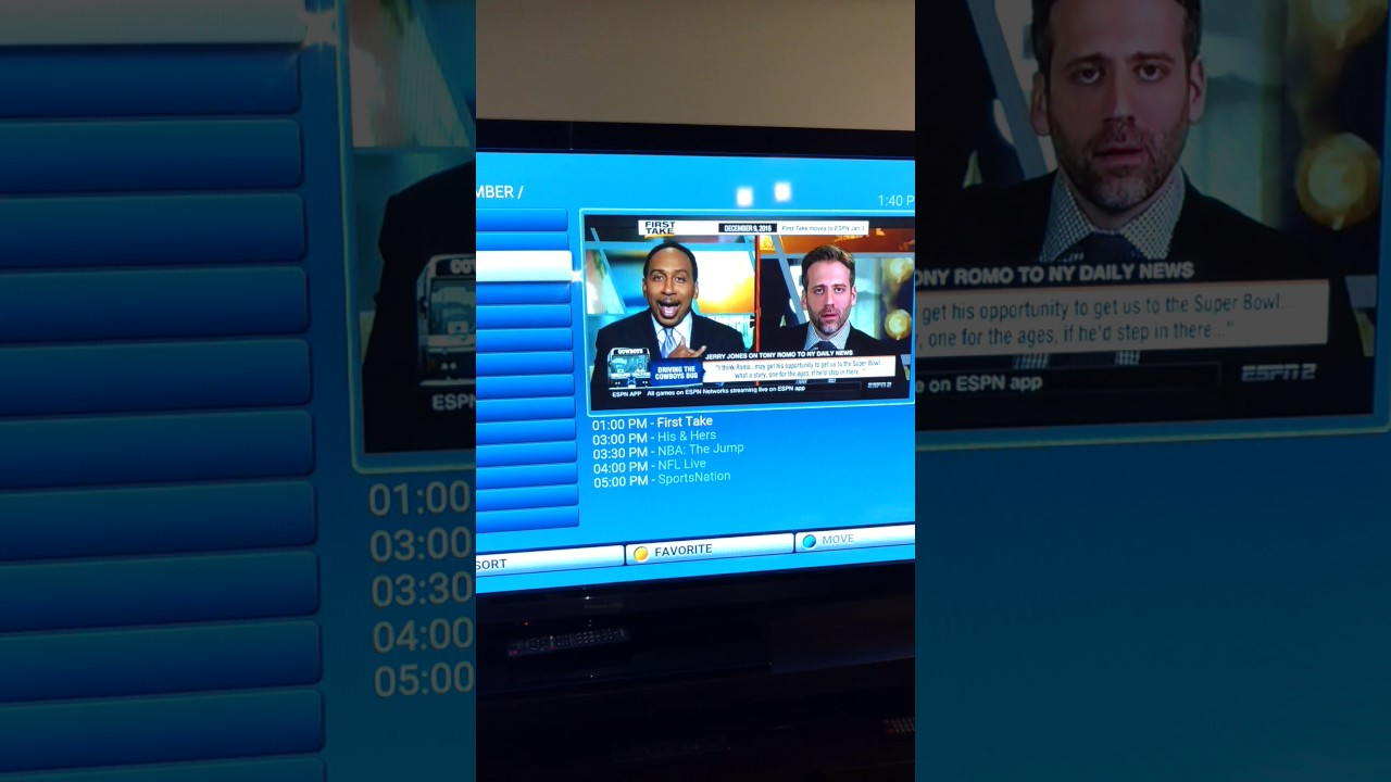 Operating your new stb emulator for High Definition Television /IPTV