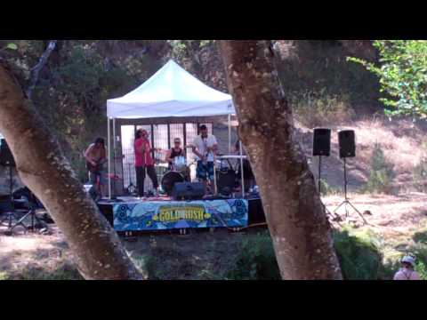 """Yeshua and The High Tones - """"Conscious Decision"""" - Gold Rush Festival 2015"""