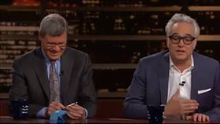 Bradley Whitford explains CCL to Bill Maher Free HD Video