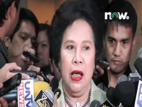 Ambush Interview with Senator Miriam Defensor-Santiago 02-23-12