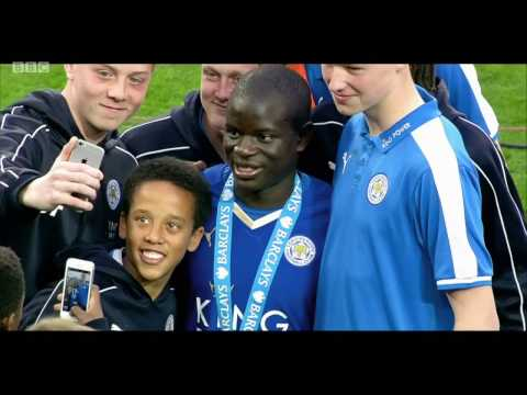 """N'golo Kante: Rise of the """"diminutive"""" player"""
