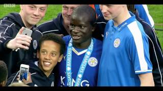 N'golo Kante: Rise of the