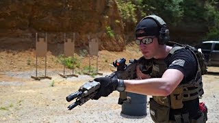 Various Carbine Fundamentals Drills - Shooting the ADM UIC 2