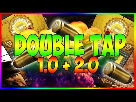 What Does DOUBLE TAP/ DOUBLE TAP 2.0 Do? - Call Of Duty Zombies