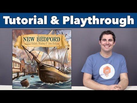 New Bedford Tutorial & Playthrough - JonGetsGames