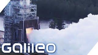 Neues NASA-Projekt: Wieso kommen aus diesen Türmen skurrile Wolken? | Galileo | ProSieben