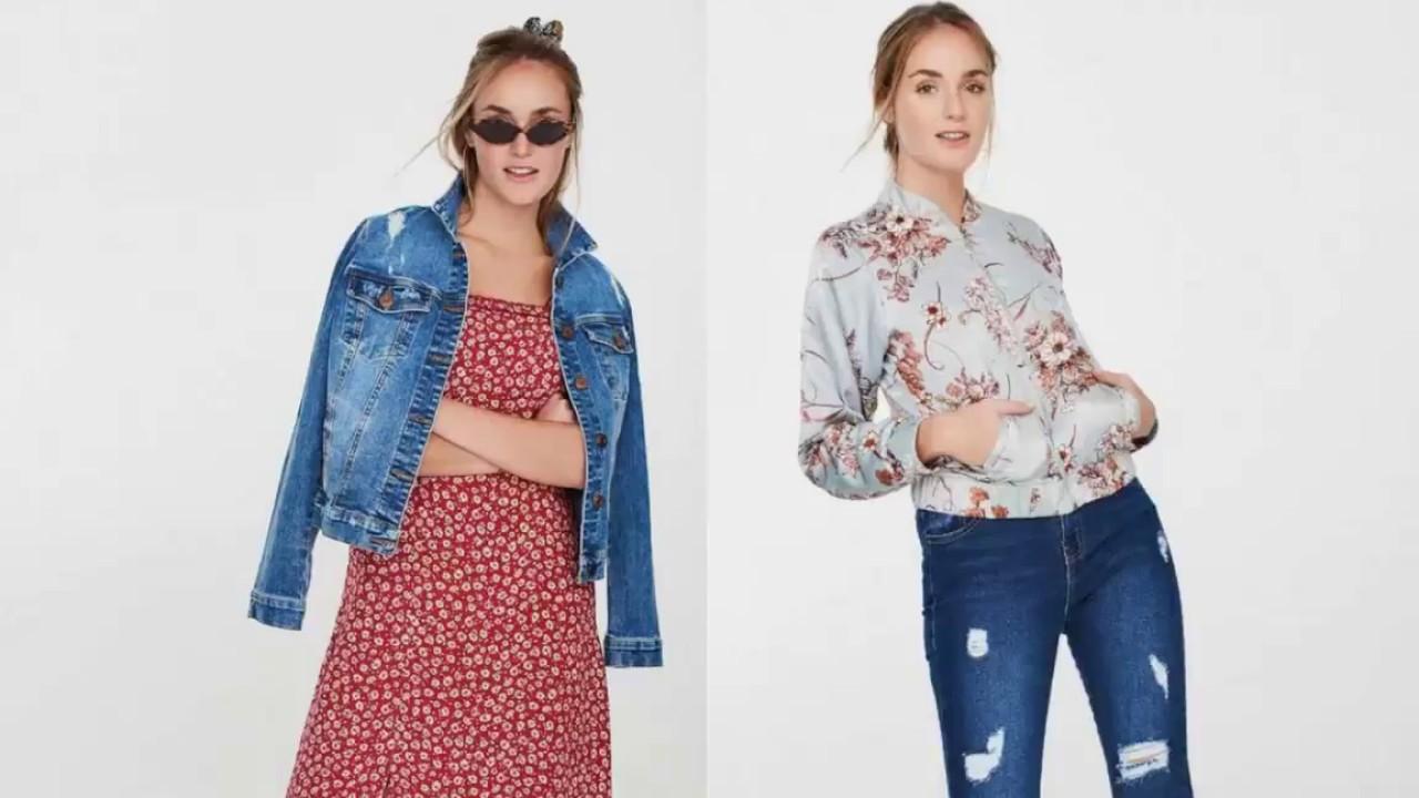Vestidos de verano 2019 falabella