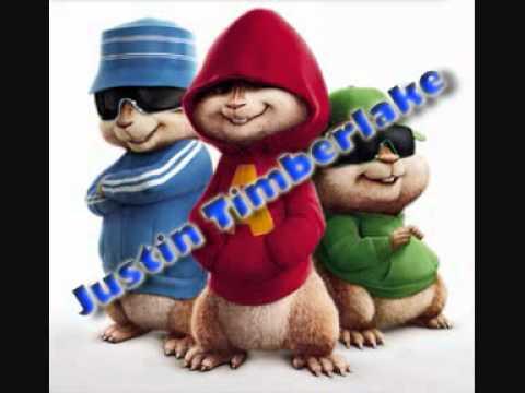 Justin Timberlake - I'm lovin it (chipmunk)