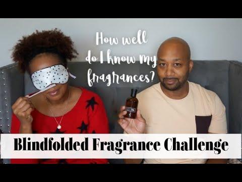 How Well Do I Know My Fragrances? | Blindfolded Fragrance Challenge | Vlogmas 2020