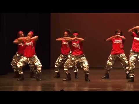 Parkway Steppers