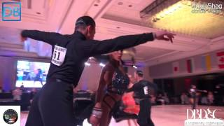 Approach the Bar with DanceBeat! Sponsored by DBDC! Manhattan 2017! Pro RS Latin! Klaus Kongsdal