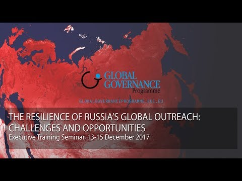 The Resilience of Russia's Global Outreach | Executive Training Seminar