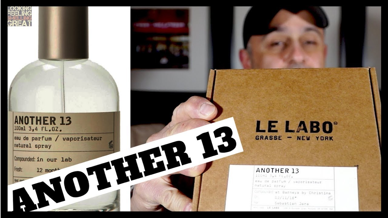 73c2331702310 Le Labo Another 13 Review w  Unboxing + 2 Samples USA Giveaway. Smelling  Great Fragrance Reviews
