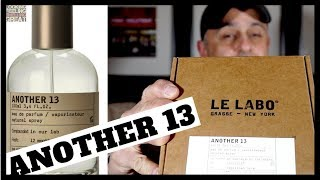 Le Labo Another 13 Review w/ Unboxing + 2 Samples USA Giveaway