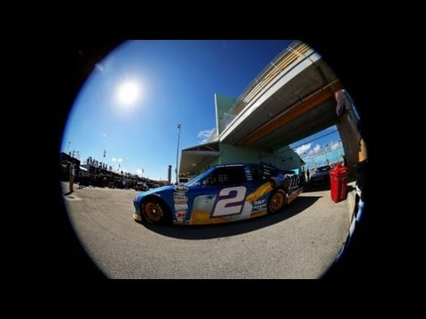 SPEED Best of Race Hub: Keselowski Radioactive
