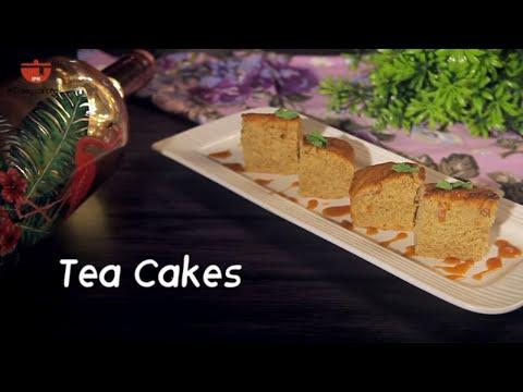 Earl Grey Tea Cake Recipe | How To Make Sponge Tea Cake By Preetha | Dakshin Curry #31DaysOfChai