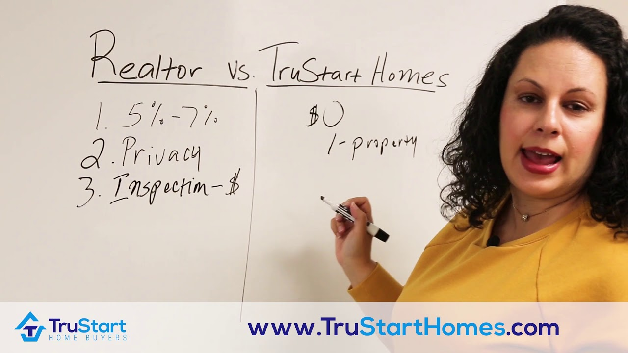 Realtor vs  TruStart Homes