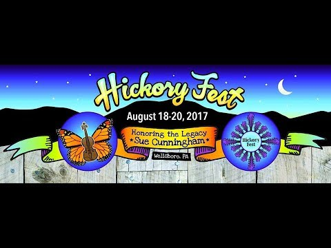 Hickory Fest Music in the Canyon August 18, 19 and 20th