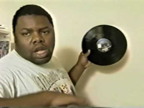 Biz Markie spins on Rap City 1992