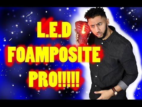 L.E.D Foamposite Pro Preview + JORD Watch Showcase