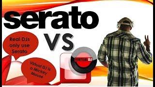 Serato DJ VS VDJ, WHICH ONE SUCKS!!??
