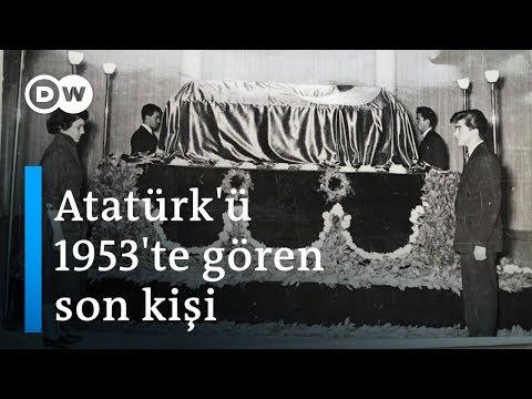 Yekta Güngör Özden: Atatürk yeni uyumuş bir gün önce tıraş olmuş gibiydi - DW Türkçe