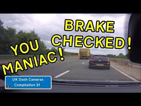 UK Dash Cameras - Compilation 31 - 2018 Bad Drivers, Crashes + Close Calls