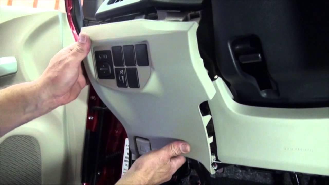 2012 2015 Toyota Prius Halogen Fog Light Kit Highlights