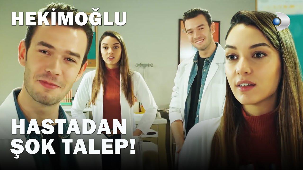 Emre ile Zeynep'in Poliklinik Macerası | Hekimoğlu 5.Bölüm