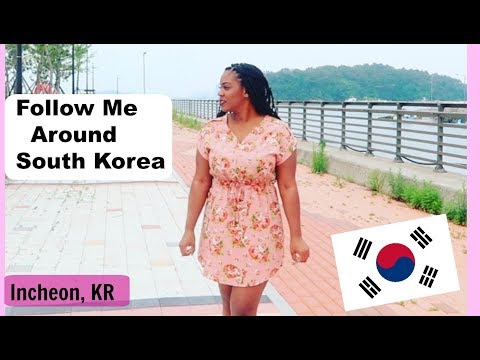 Day in My Life   South Korea  Travel Vlog 🇰🇷