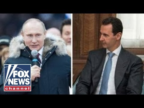 Eric Shawn Reports: 'War Crimes' For Assad And Putin
