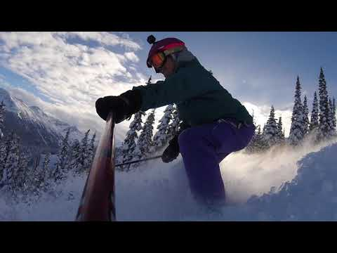 Whistler Blackcomb 2017 Opening week - Magic Monday - Pow Day with Friends