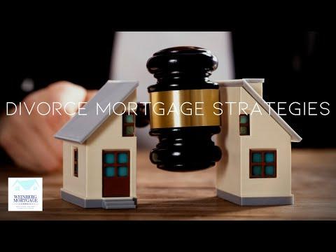 divorce-mortgage-strategies