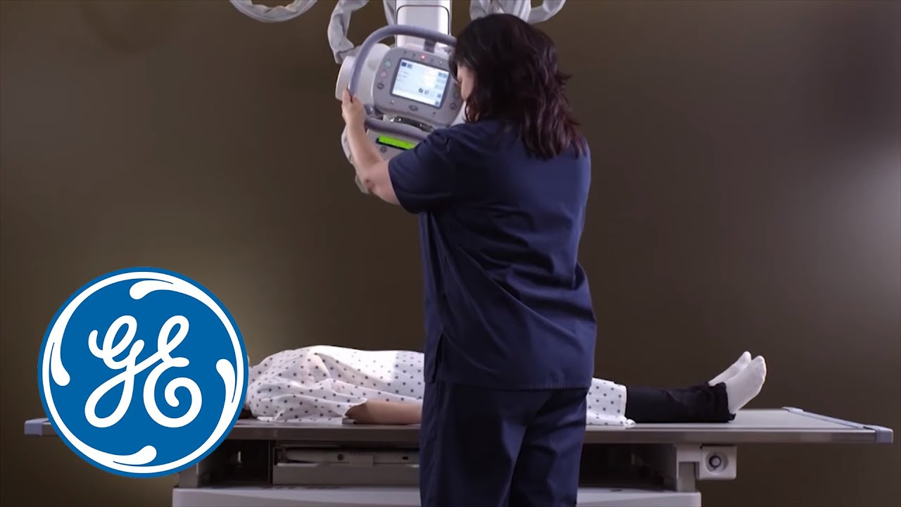 GE Healthcare X-ray: Discovery XR656 Advanced Digital ...