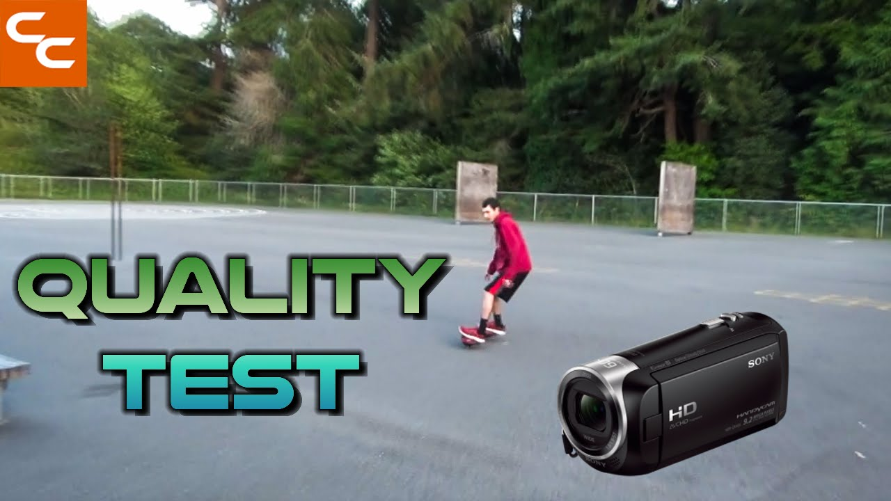 Sony Handycam DCR-PC109 Mini DV Camcorder