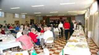 Saints Cyril and Methodius Centennial Dinner and Concert